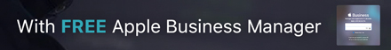 Free Apple Business Manager