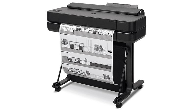HP DesignJet T650 24 inch