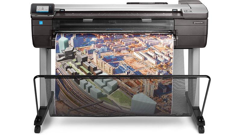 Hp DesignJet T830 36 inch printer