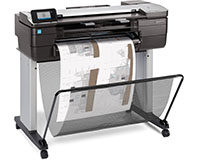 Hp DesignJet T830 24 inch printer