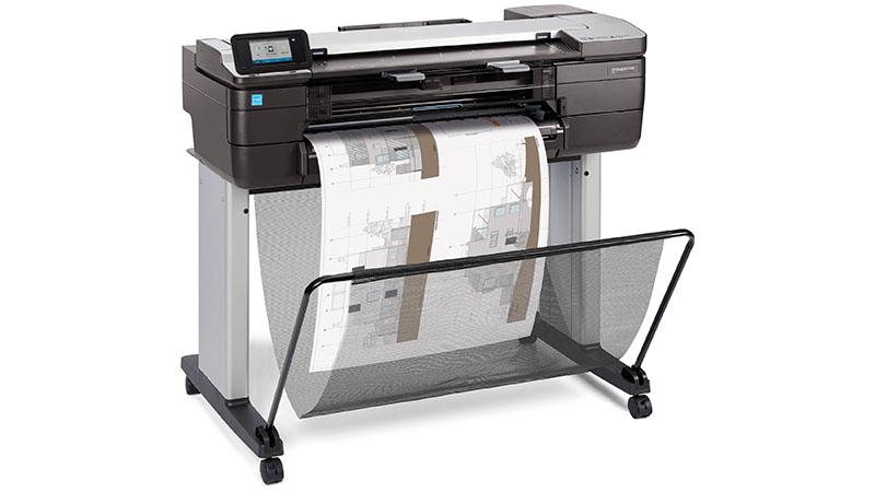 Hp DesignJet T830 24 inch printer