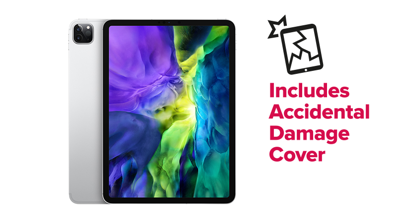 """iPad pro 11"""" - Includes Accidental Damage Cover"""