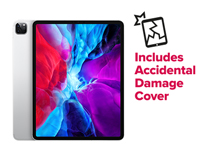 "iPad pro 12.9"" - Includes Accidental Damage Cover"