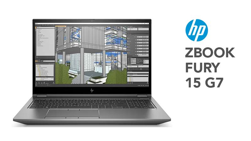 HP ZBook Fury 15