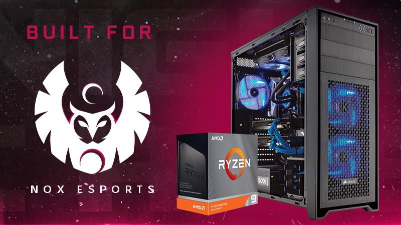NOX ESports Custom PC