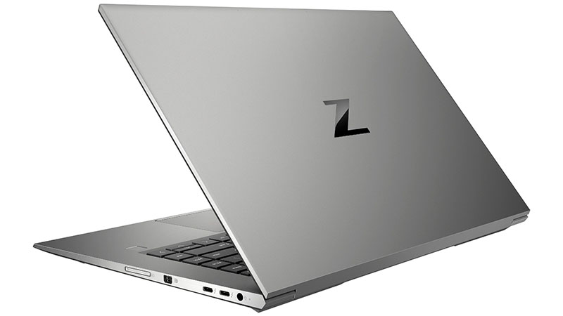 ZBook create g7 back view