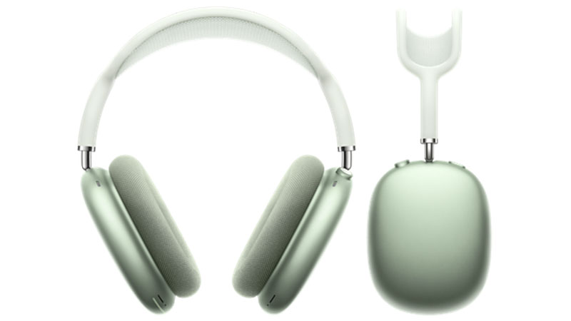 AirPods Max in Green