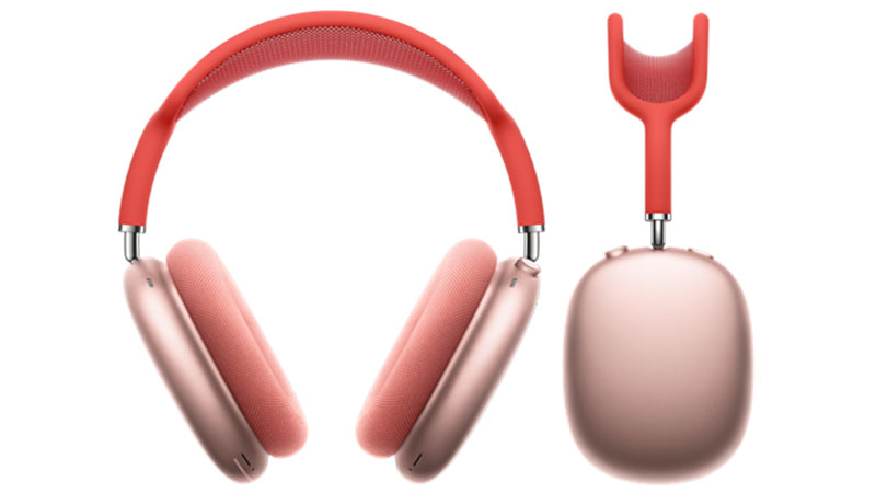 AirPods Max in Pink