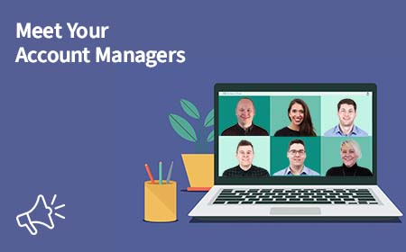 Meet your account managers