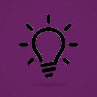 light bulb icon d4t