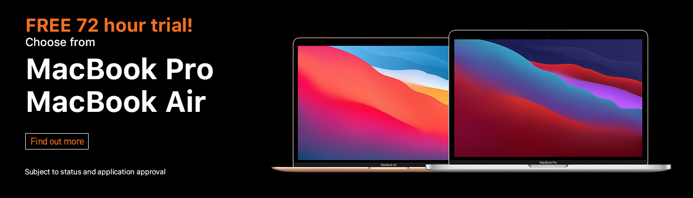 MacBook Pro M1 free trial