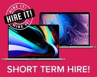 macbook computer short term hire