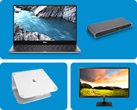 Dell XPS Work from Home Bundle