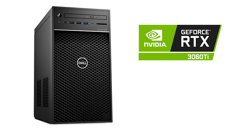 GeForce RTX Dell Tower 3640