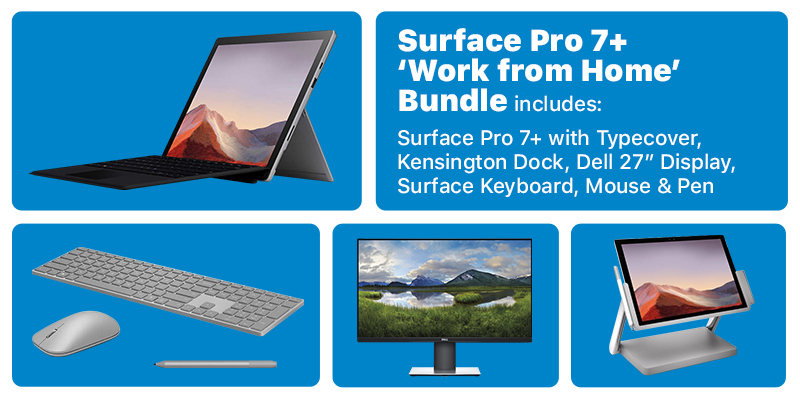 Surface Pro 7 Bundle