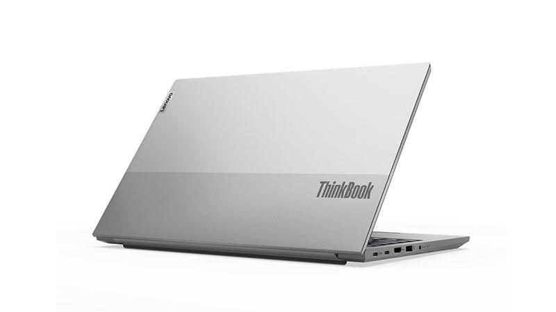 Lenovo ThinkBook 15 11th Gen laptop back view