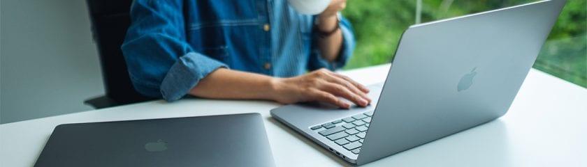 Apple laptops for ABM