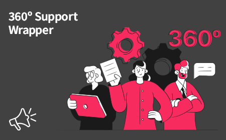 D4T 360 Support Wrapper