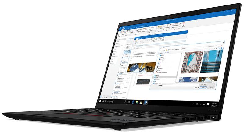Lenovo ThinkPad X1 Nano Feature