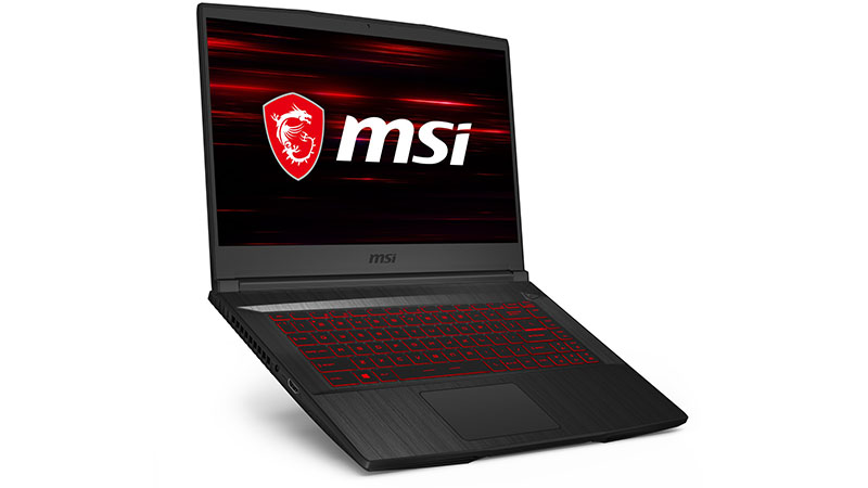 MSI GF65 Thin and light laptop