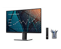 Dell Optiplex and Dell 27 inch display