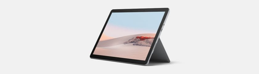 Picture of a MicroSoft Surface Tablet