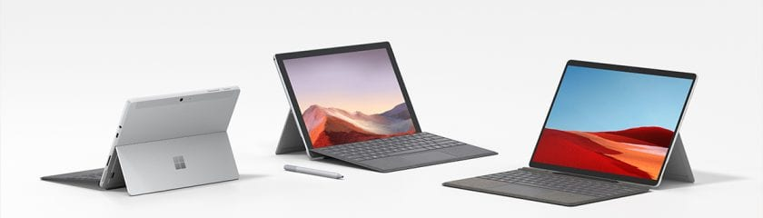 Surface Tablets Pros