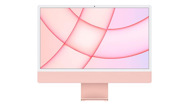 "iMac 24"" Pink"