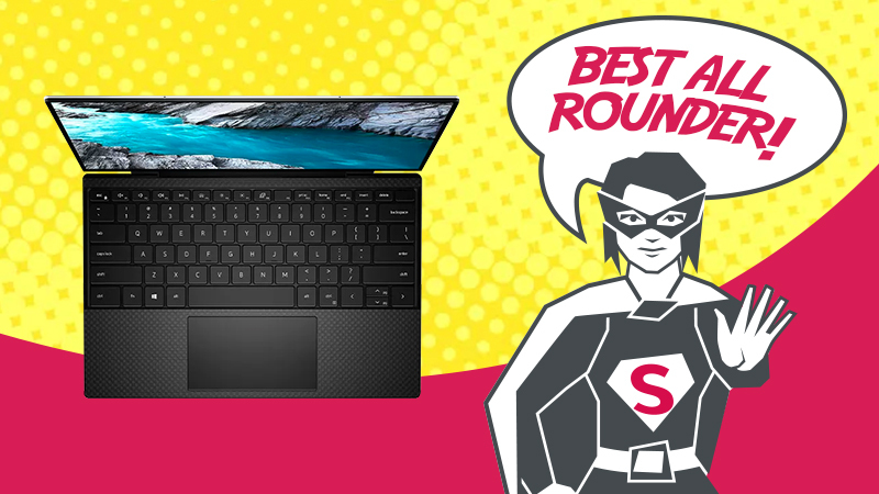 The super all rounder Dell XPS 13
