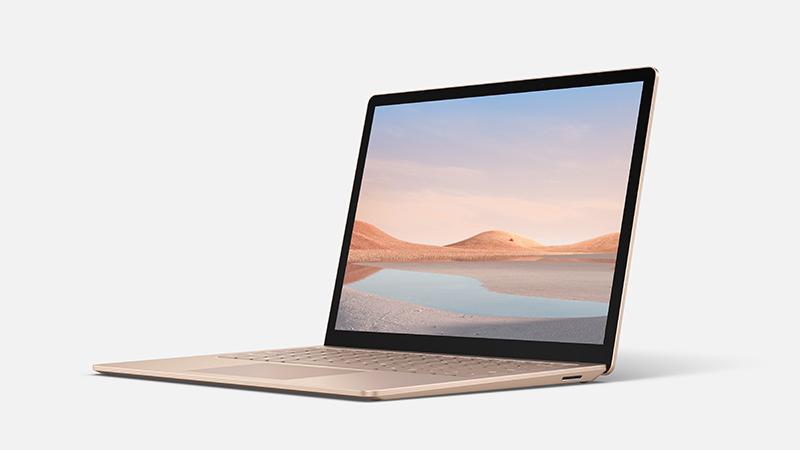 Surface Laptop 4 Sandstone
