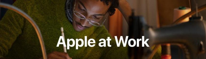 Person working on apple ipad using ipen