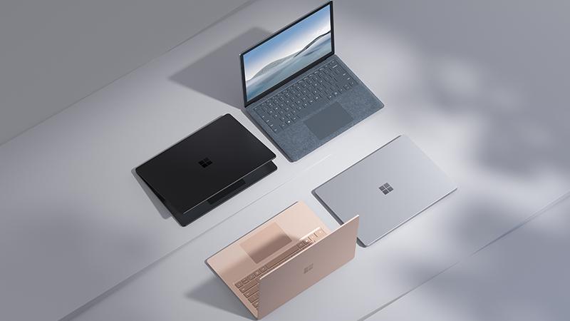 SurfaceLaptop 4 family