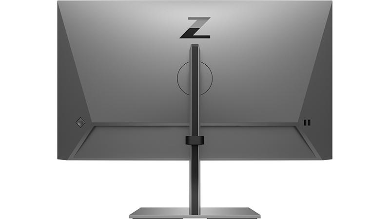 HP Z27K G3 4K USB-C Display back