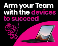 Arm your team with the devices to succeed