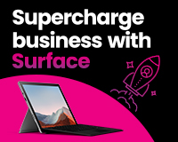 Supercharge business with Surface