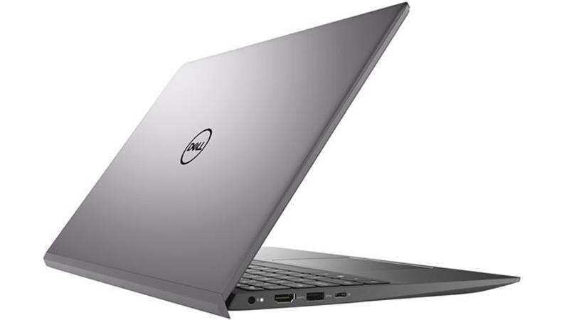 Dell Vostro 3500 laptop back open view