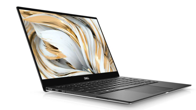Dell xps 13 9300 side