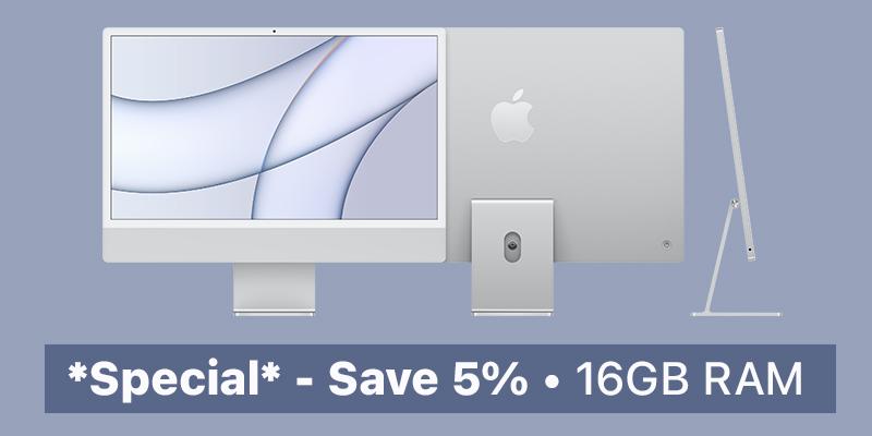 """iMac 24"""" Special"""