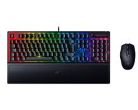 Razer BlackWidow V3 full size keyboard + Razer Orochi V2 mouse
