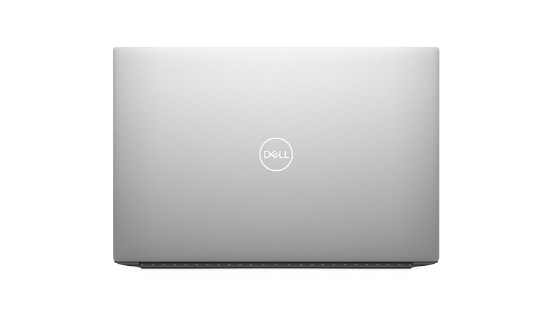 Dell XPS 15 closed lid view