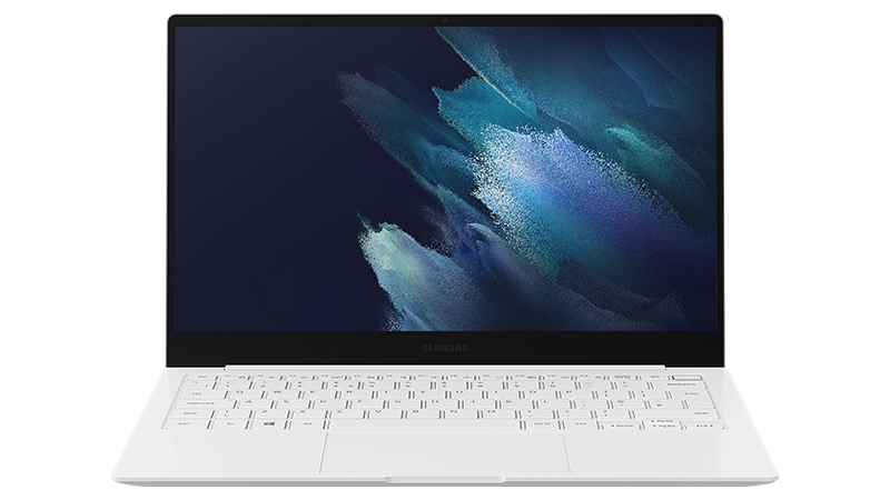 Samsung Galaxy Book Pro front view