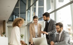 Meeting benefits of computer leasing