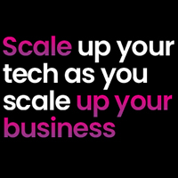 scale up your tech