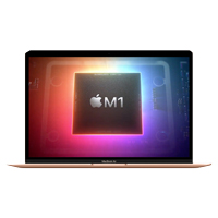 Apple M1 chip on MacBook