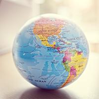globe showing international inconsistency