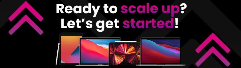 Scaleup startup Apple Mac