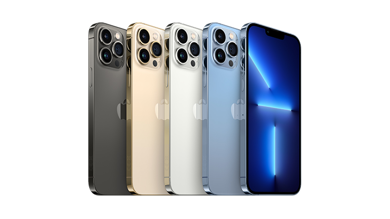 iPhone 13 Pro Lineup