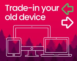 Trade-in your old device