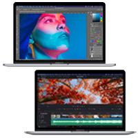 creatives on MacBooks