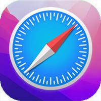 safari logo Mac OS monterey